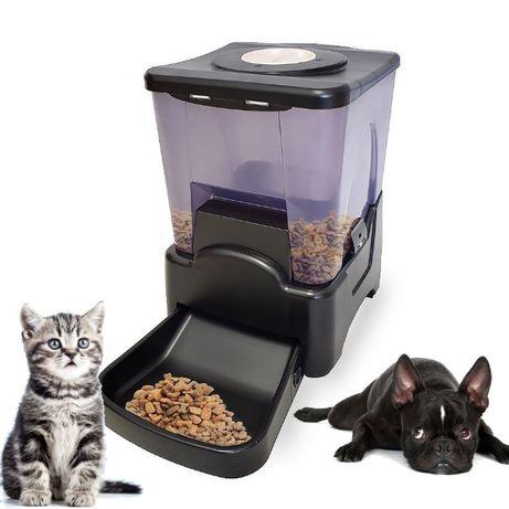 16576 Automatyczna miska dla psa kota podajnik karmy 10,6L