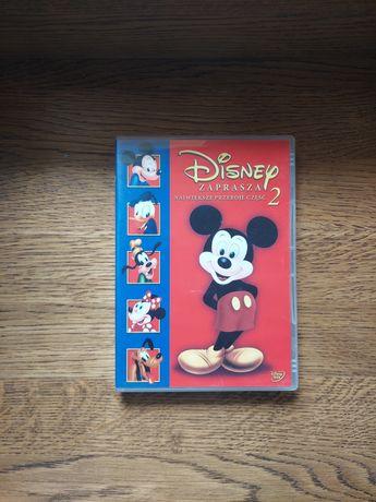 Disney zaprasza. Największe przeboje część 2. Dvd