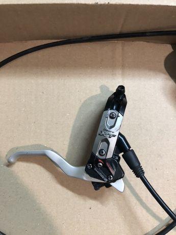Hamulec Deore XT  + adapter do tarczy 180 PM