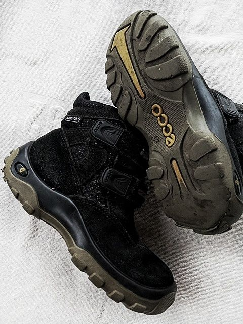 Термо ботинки ecco размер 34 Киев - изображение 1
