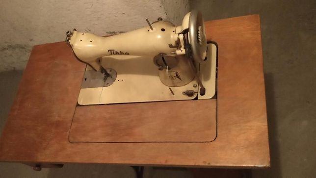 Stara maszyna do szycia Tikka - ORYGINAŁ