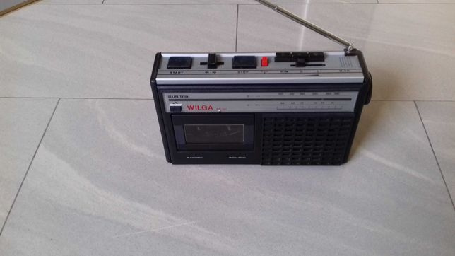 Sprzedam radiomagnetofon WILGA
