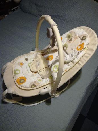 Крісло-гойдалка Baby Tilly BT-BB-0004 Beige