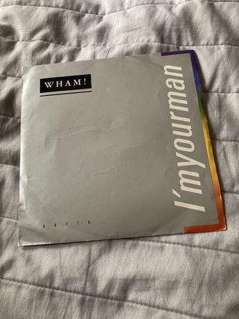 George Michael Wham! I'm Your Man Single