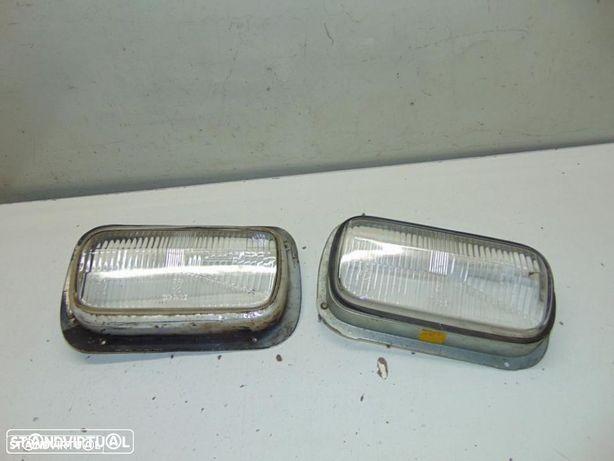 Opel Rekord vidros de farol