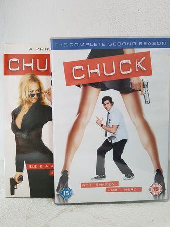 Série Chuck - Temporadas 1 e 2