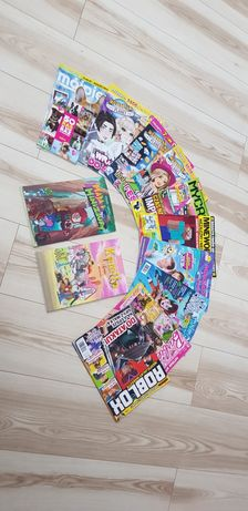 Gazetki i komiksy dla dzieci i młodzieży