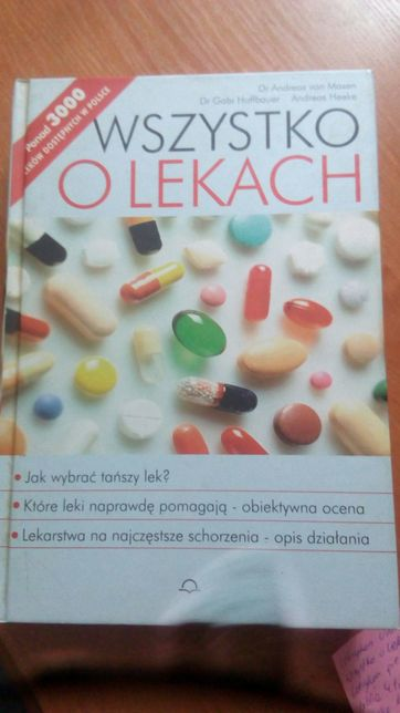 Wszystko o lekach dr. Andreas von Maxen, dr. Gabi Hoffbauer
