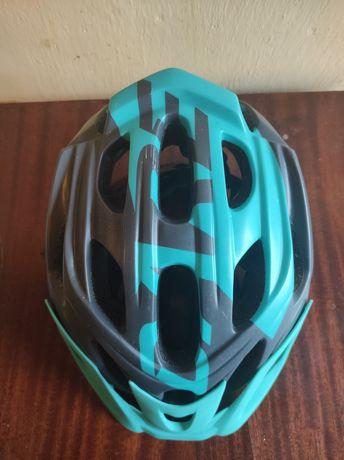 Шолом велосипедний. шлем велосипедный Kellys s/m 57-62 см.