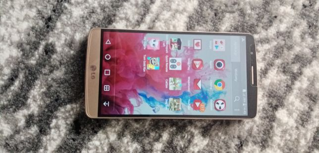 LG G3 Gd855n 16gb 2gb telefon działa komplet dużo gratisów grosze