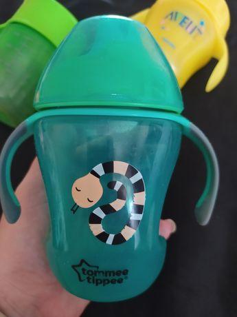Бутылочка поильник чашка  avent авент dr. Brown