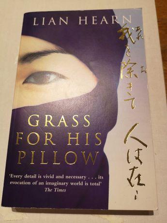 "Lian Hwarn ""Grass for his pillow"""