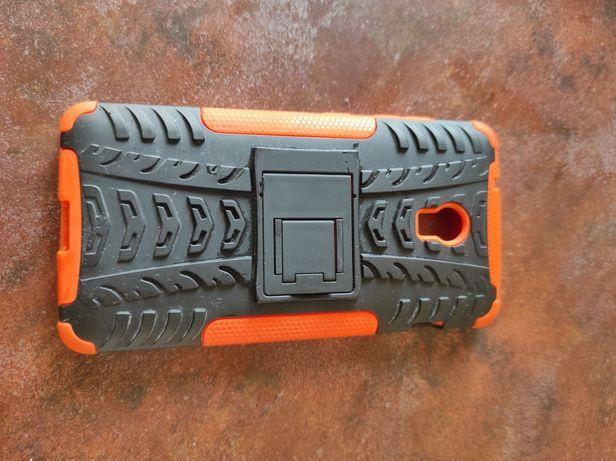Защитный ударозащищенный чехол на lenovo vibe P1