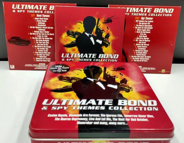 Ultimate Bond 2płyty CD. Lombard Łódź.