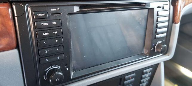 RADIO nawigacja BMW E39 E53 X5 Android BT 2GB