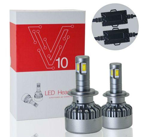 Żarówki H7 LED 120W 9600LM super mocne