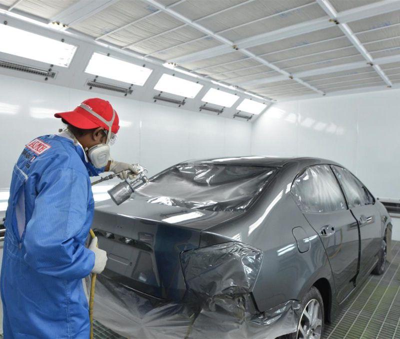 Рихтовка авто из США , Кузовной ремонт, Покраска авто в камере, Сварка Киев - изображение 1