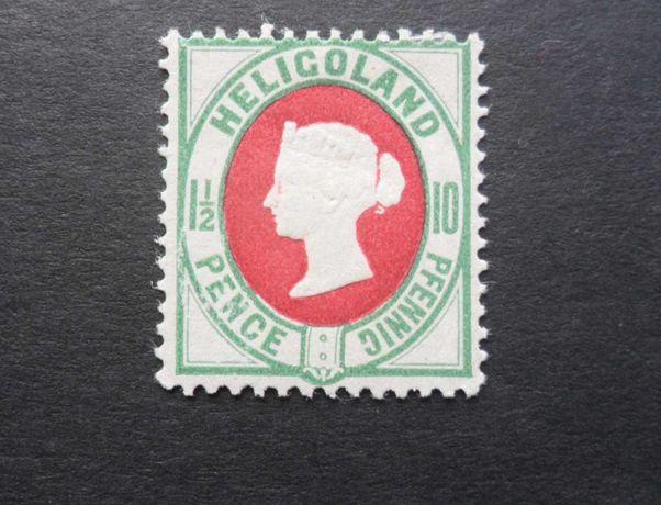 РЕДКОСТЬ !!! Рейх 1873-1890 Остров ГЕЛЬГОЛАНД