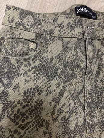 Джинсы Zara 34 размер
