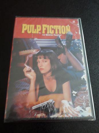 Pulp fiction dvd nowy w folli, tarantino