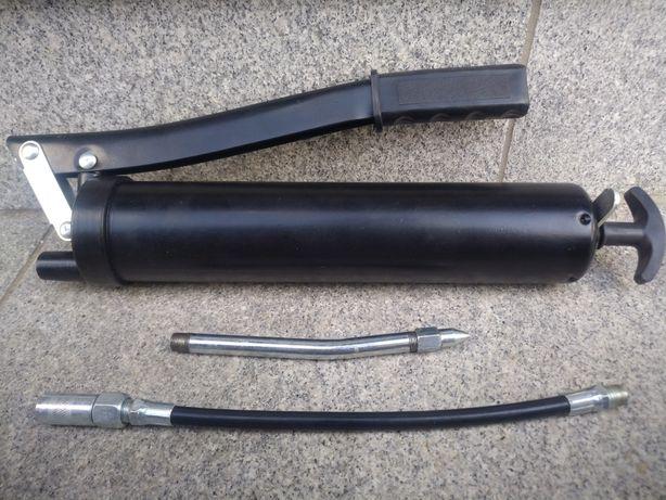 Smarownica Towotnica nowa 500ml ręczna dźwigniowa solidna