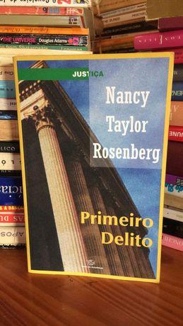 Primeiro delito de Nancy Tyler Rosenberg
