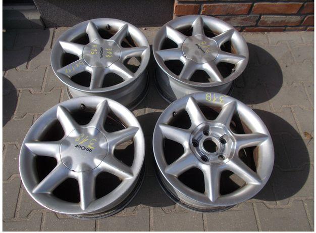 felgi aluminiowe VW AUDI RONAL 5x112 7x15 ET35 (318) Leszno