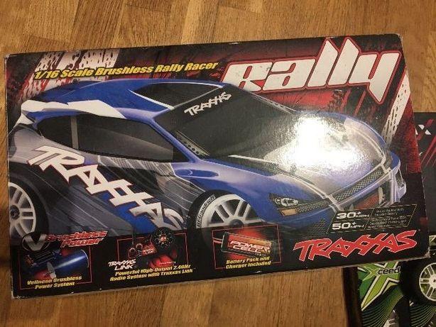 Carro Telecomandado Traxxas Rally 1/16 com carregador iMax b6ac