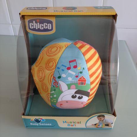 Chicco - Bola Musical - Nova