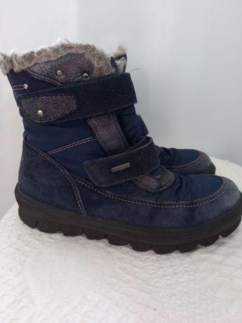 Super Fit Gore tex шкіряні черевики ботинки 32 р.