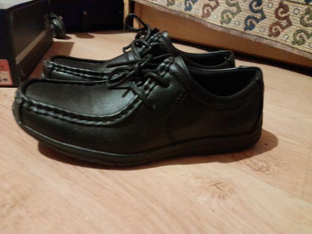 Buty skórzane dziecięce