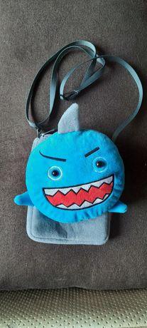 Мягкая сумка Акула
