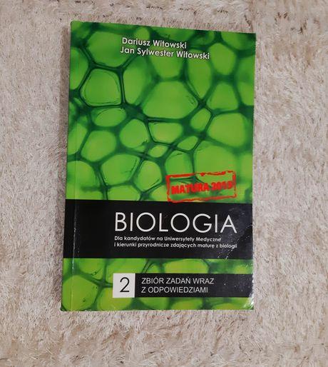 BIOLOGIA 2 zbiór zadań wraz z odpowiedziami Witowski