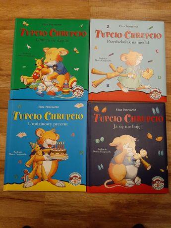 Tupcio Chrupcio książeczki