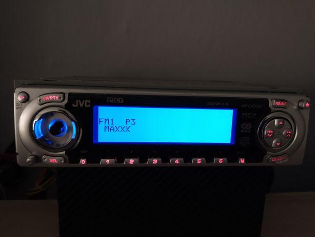 Radio Samochodowe JVC KD-LH3101 Wypasiony Model USZKODZONY