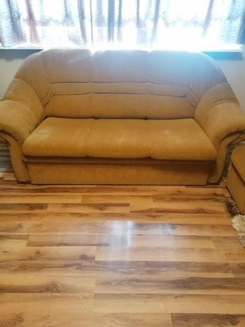 Kanapa fotele komplet wypoczynkowy