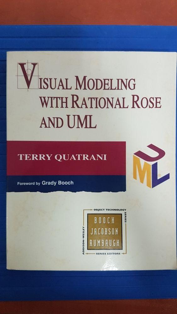 Quatrani Visual Modeling with National Rose and UML Warszawa - image 1