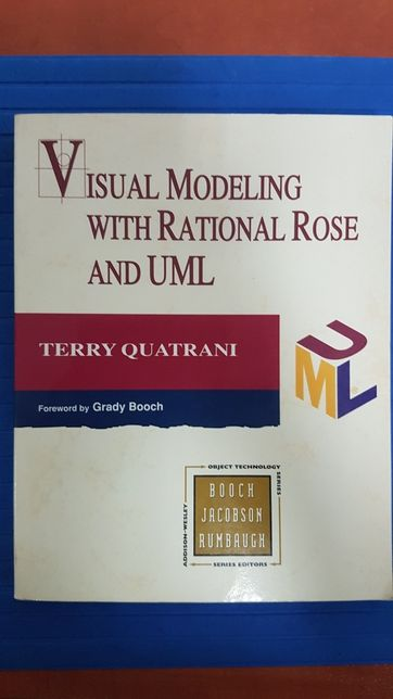 Quatrani Visual Modeling with National Rose and UML