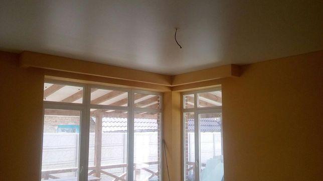 Натяжные потолки 100 grn м2. Без посредников