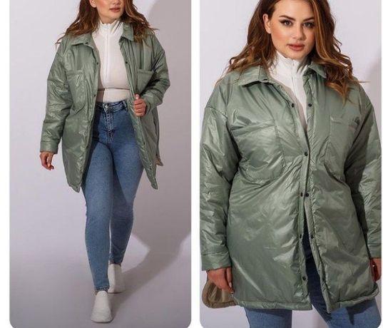 Куртка-рубашка в стиле Zara