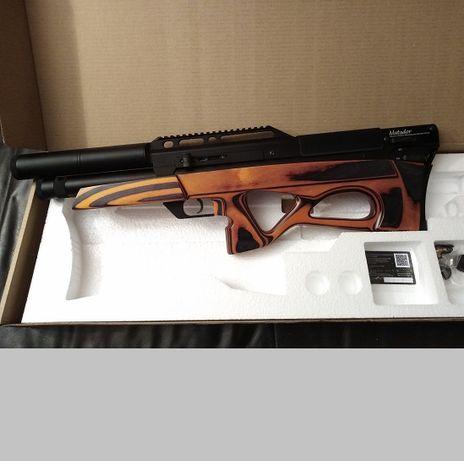 Wiatrówka PCP EDgun MATADOR R5M standart Laminat Orange – 6,35mm.
