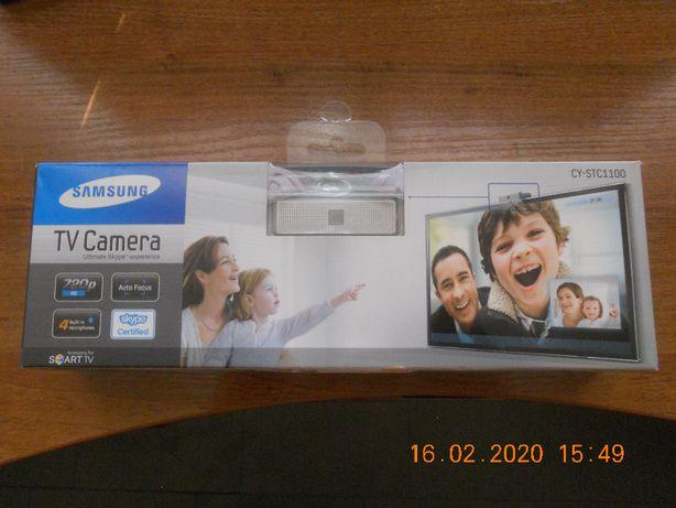 Веб-камера Samsung CY-STC1100 для телевизоров Samsung Smart TV