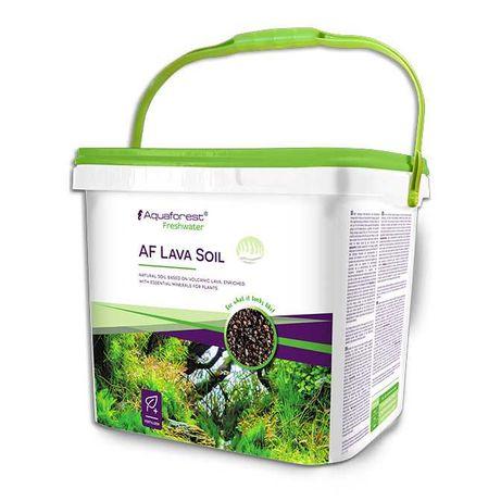 AquaForest Lava Soil 5L - podłoże dla roślin