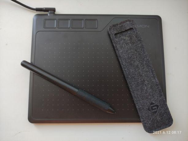 Новый графический планшет Gaomon s620