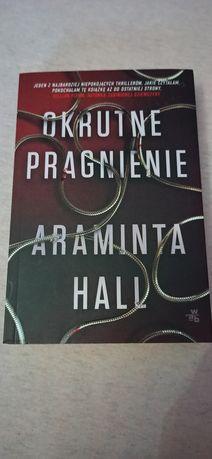 Książka - Okrutne pragnienie, Araminta Hall