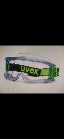 Очки панорамные Uvex (оригинал)