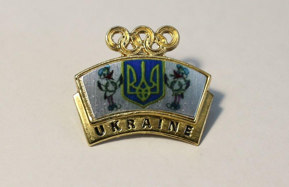 Значок Дитячий НОК України
