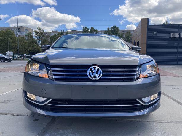 Volkswagen Passat b7 1.8 2014