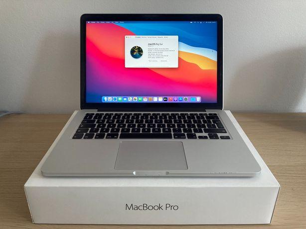 MacBook Pro 13 (Early 2015) - i5 2.7GHz/8GB/128GB/Big Sur + Pokrowiec