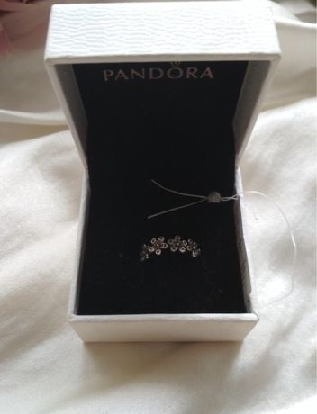 Серебряное кольцо pandora оригинал
